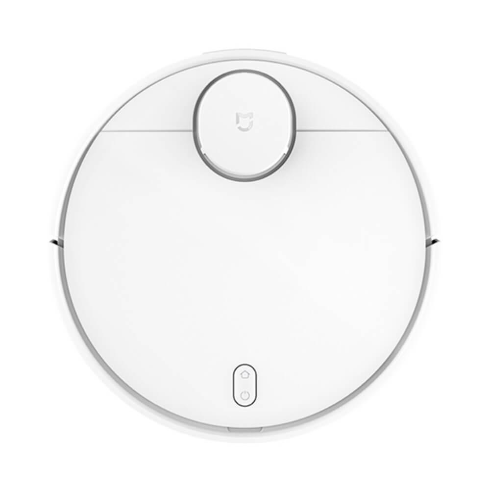 Робот-пылесос с функцией влажной уборки Xiaomi Mi Robot Vacuum Mop-P White (STYTJ02YM) (Международная версия) (SKV4110GL)