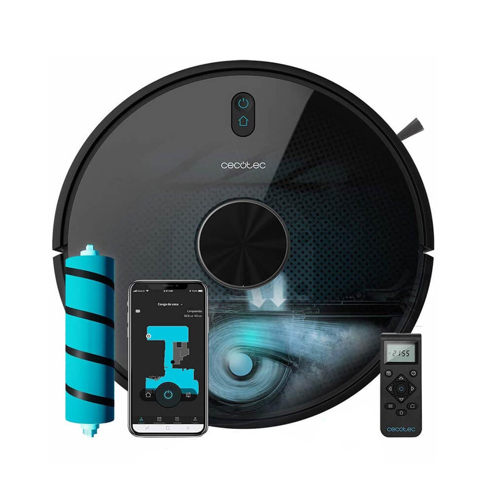 Робот-пылесос Cecotec Conga 5490 Cyclone