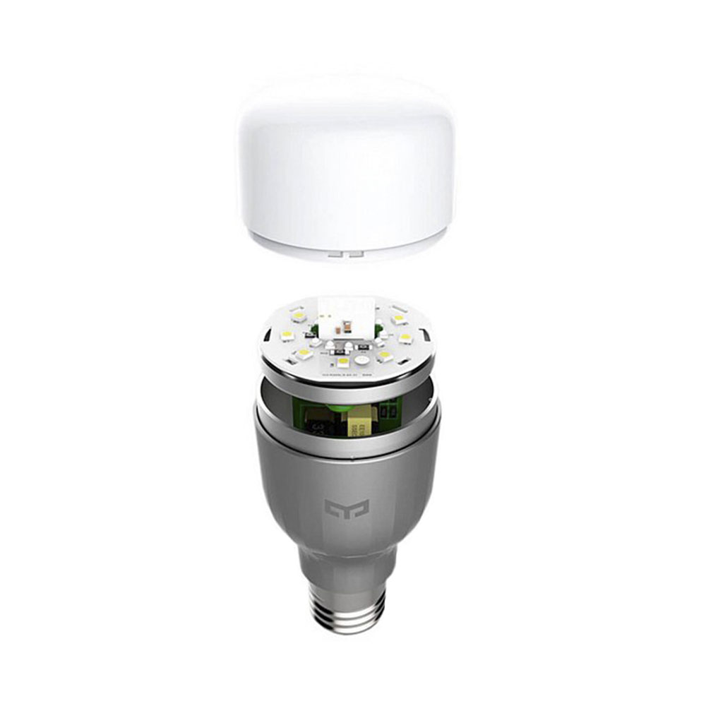 Смарт-лампочка Xiaomi Mi LED Smart Bulb (White and Color) E27 MJDP02YL (GPX4014GL)