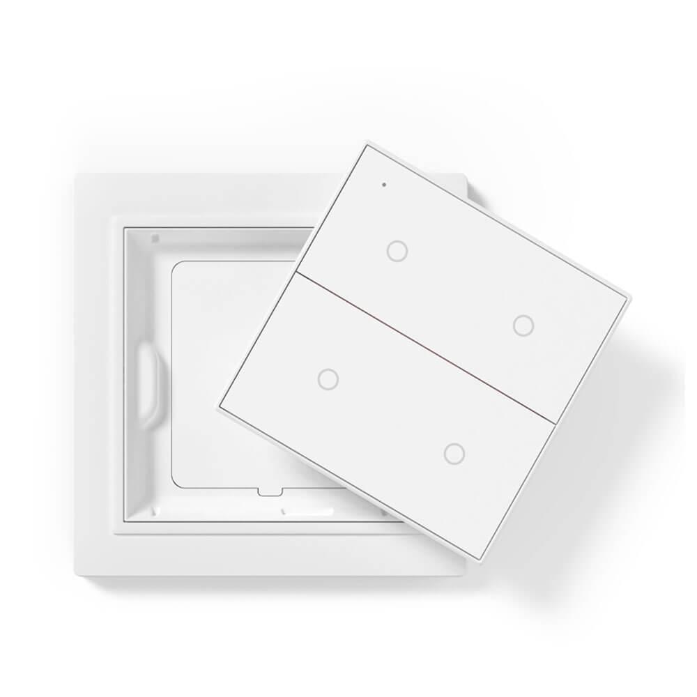 aqara Умный выключатель Aqara Opple Light Switch (Double-Button) Zigbee 3.0 (WXCJKG12LM) WXCJKG12LM