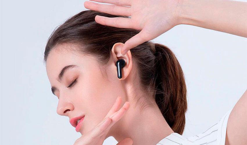 HAYLOU GT3 Pro TWS Bluetooth Earbuds Black -7
