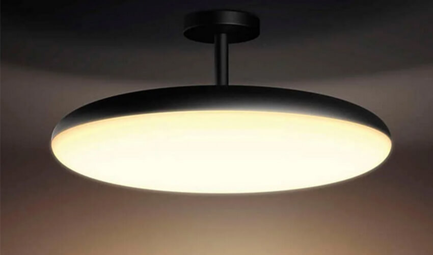 Смарт-светильник PHILIPS Cher Hue ceiling-pendant lamp black 1x39W 24V (40969/30/P7)