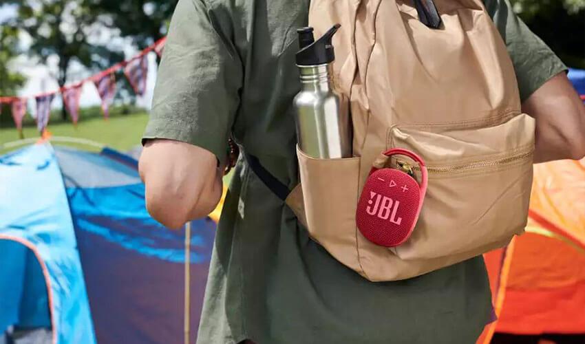JBL Clip 4 Green (JBLCLIP4GRN)