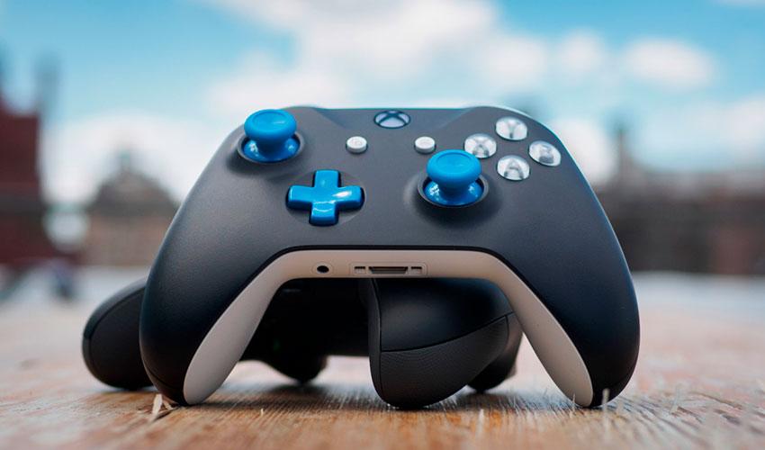 Microsoft Xbox One S Minecraft Pig Wireless Controller