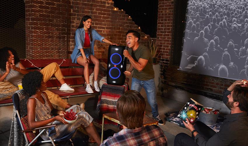 JBL PartyBox 310 mic PBM100 (JBLPARTYBOX310MCEU) -3