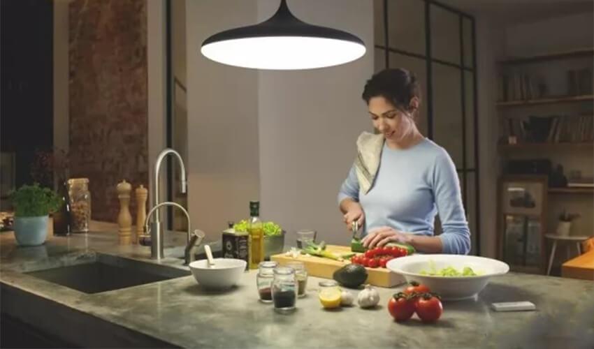 Смарт-светильник PHILIPS Cher Hue pendant white 1x39W (40761/31/P7)
