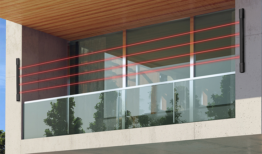Набор Безопасность дома на базе Smanos Wireless Solar-Powered Siren 8 в 1