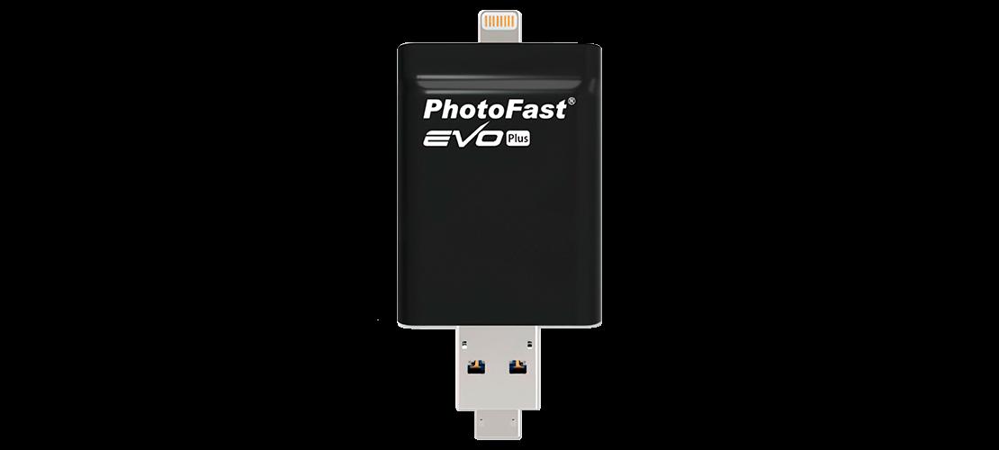 USB флеш-накопитель PHOTOFAST i-Flashdrive EVO Plus