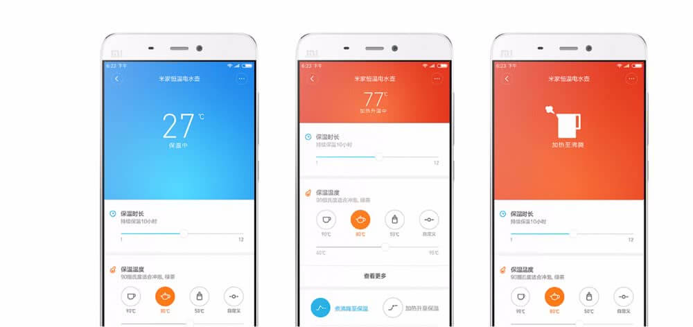 Xiaomi MiJia Smart Kettle