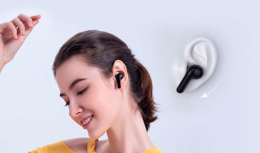 HAYLOU GT3 Pro TWS Bluetooth Earbuds Black -9