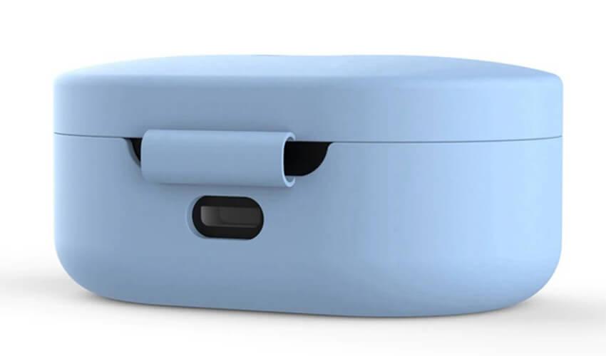 Чехол силиконовый для наушников Redmi AirDots (Earbuds Basic)