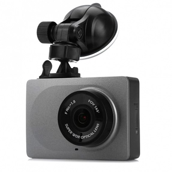 Yi Car DVR 1080P WiFi Gray