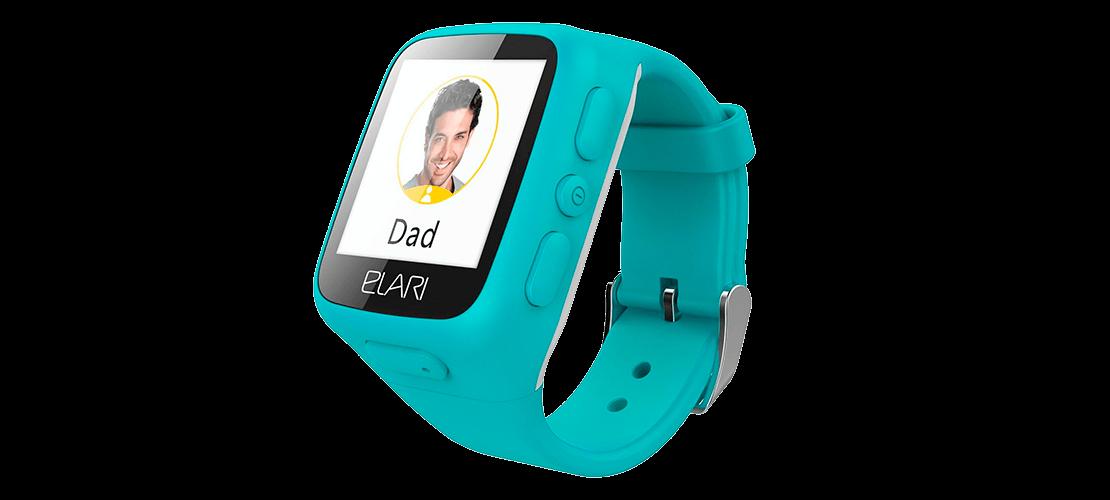 Детские смарт-часы Elari