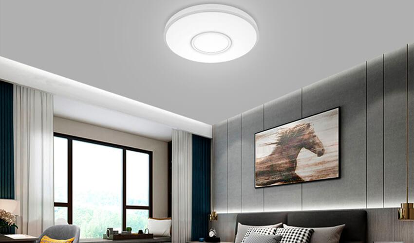 Yeelight Decora Ceiling Light Mini 350mm 24W 2700-6000К
