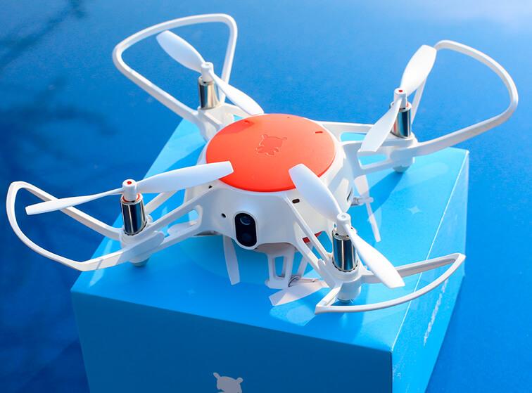 Квадрокоптер Xiaomi Mitu Mini Drone YKFJ01FM White