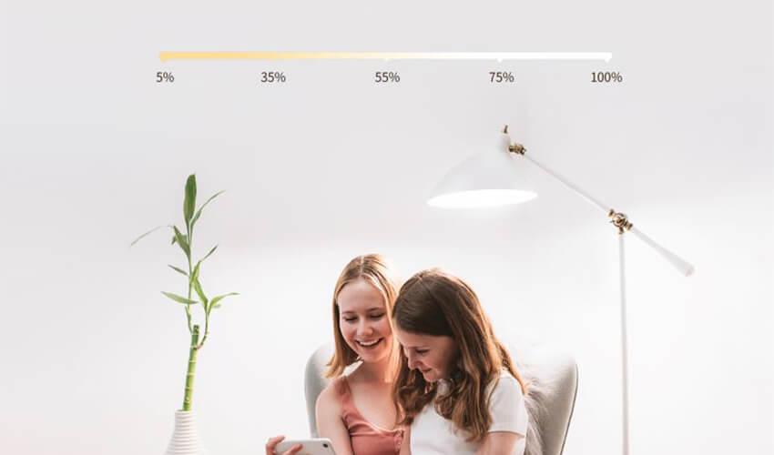 Yeelight Smart LED Bulb 1S (Dimmable) E27 YLDP15YL (YLDP153EU)