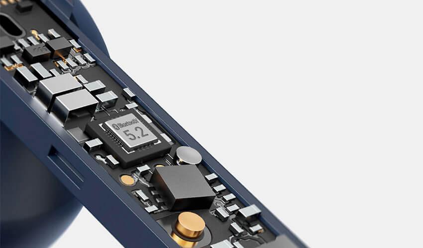 HAYLOU W1 TWS Earbuds Blue -5