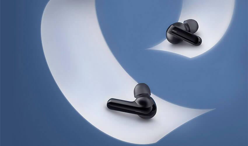 HAYLOU GT3 Pro TWS Bluetooth Earbuds Black -8