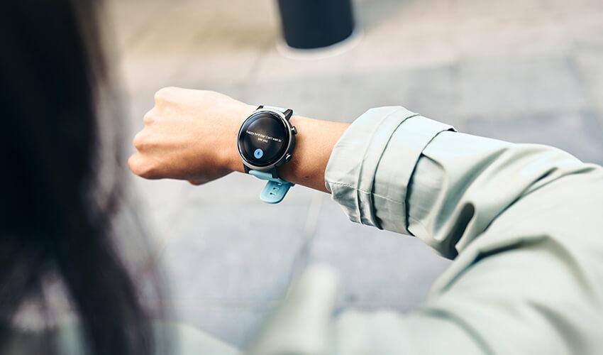 Смарт-часы MOBVOI TicWatch E3 Panther Black