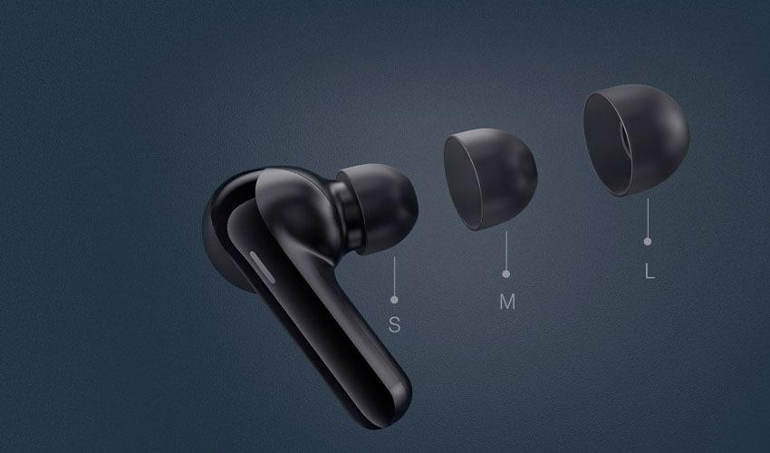 HAYLOU GT3 Pro TWS Bluetooth Earbuds Black -10