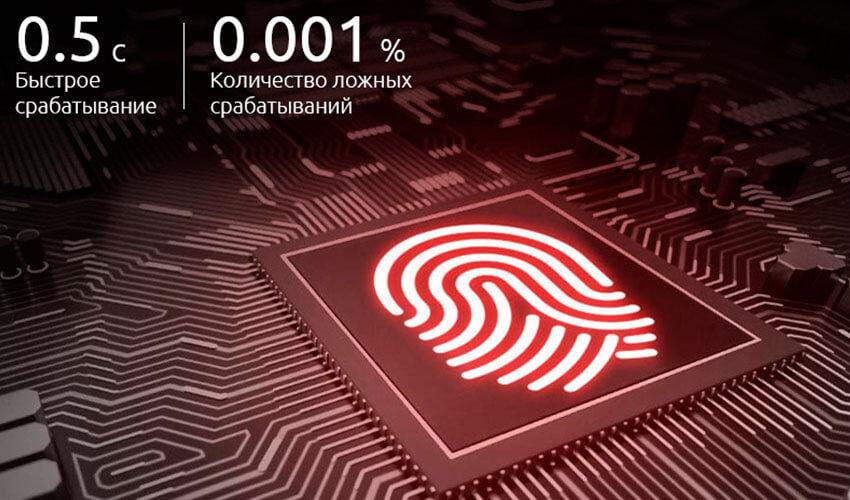 Xiaomi AreoX U-lock Smart Fingerprint U8 (300 мм)