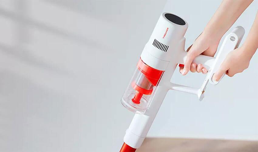 Аккумуляторный пылесос Trouver POWER 11