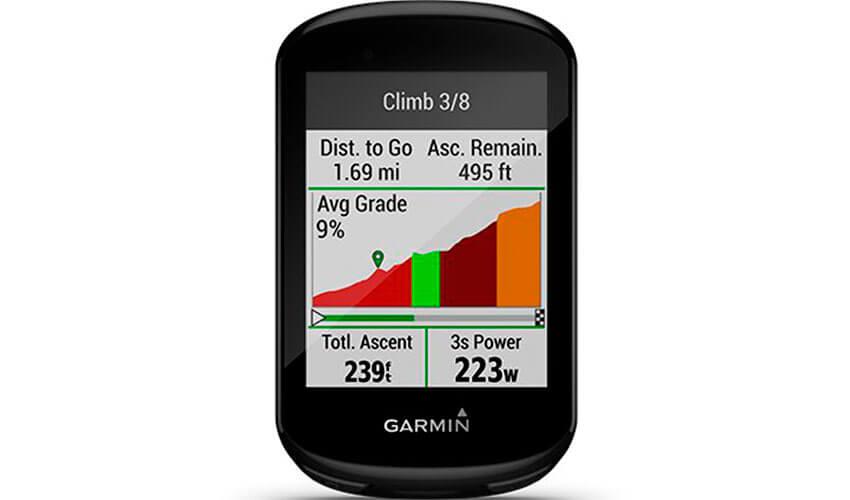 GARMIN Edge 830 Mountain Bike Bundle -5