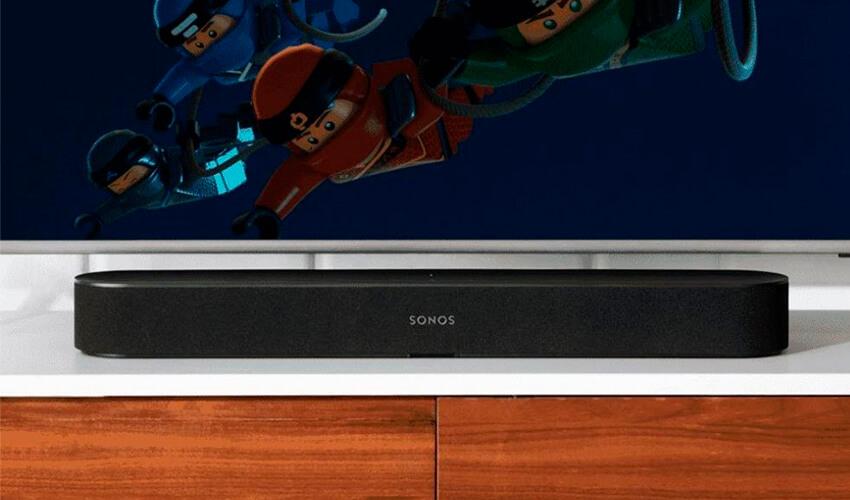 Sonos Beam (BEAM1EU1BLK)