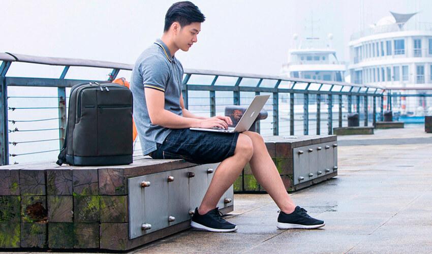 Xiaomi MI Classic Business Backpack Black