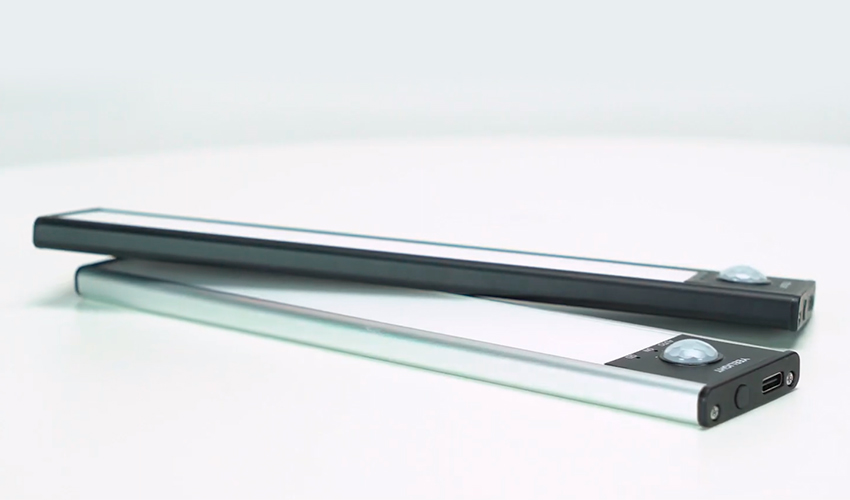 Ночная лампа Yeelight Wireless Rechargable Motion Sensor Light L20 20 cm 900 mAh Black