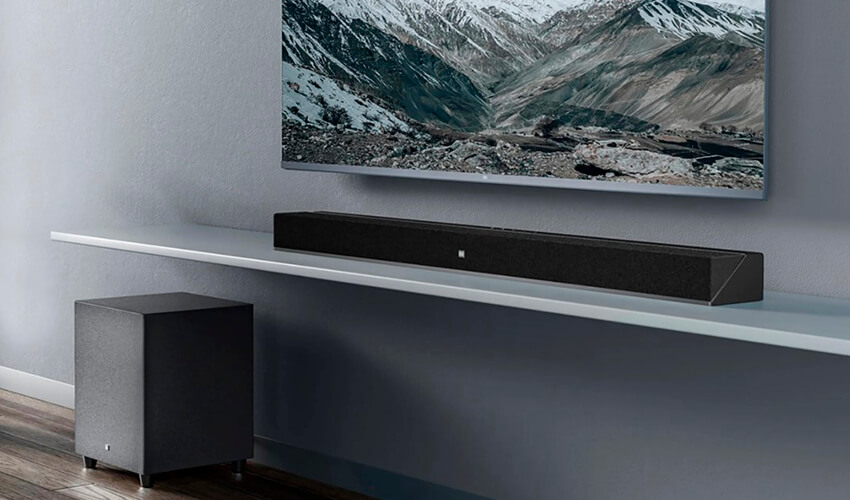 Xiaomi Mi TV Audio Speaker Soundbar 2.1 (Theatre Edition) Black (MDZ-35-DA)