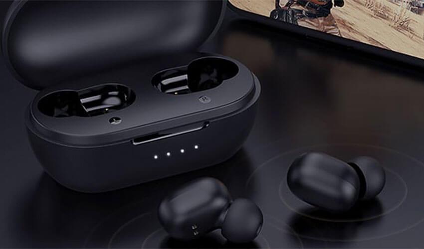 HAYLOU GT1 TWS Bluetooth Earbuds Black