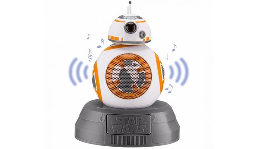 eKids/iHome Disney Star Wars BB-8