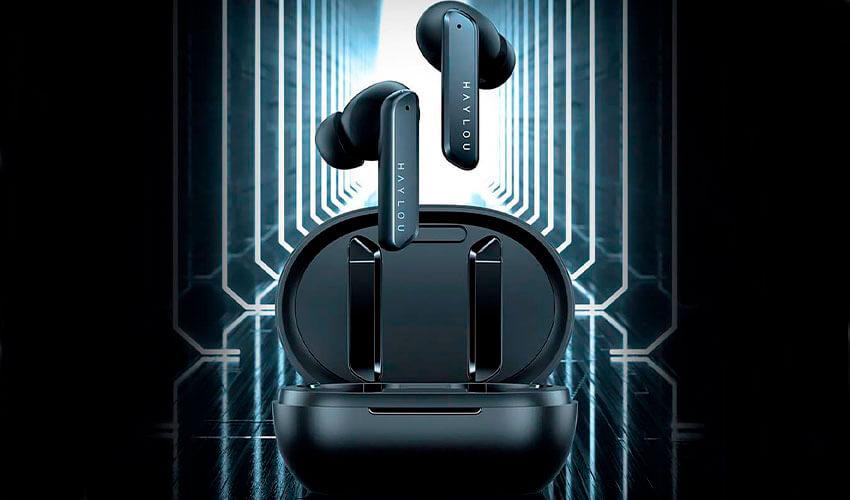 HAYLOU X1 TWS Earbuds Black -1