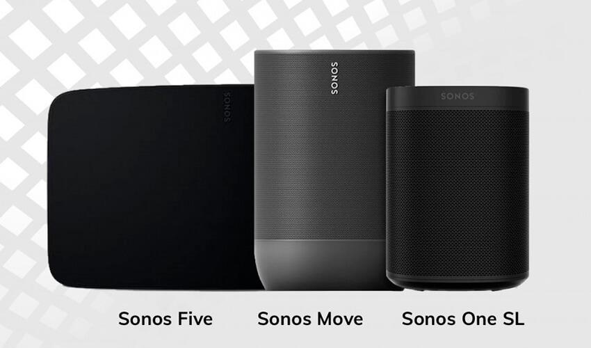 Sonos One SL (ONESLEU1)