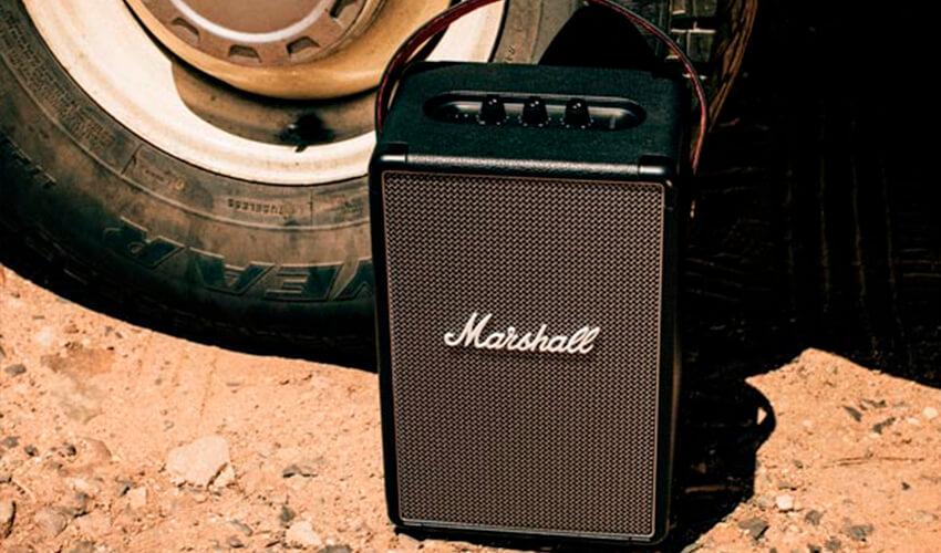MARSHALL Portable Speaker Tufton