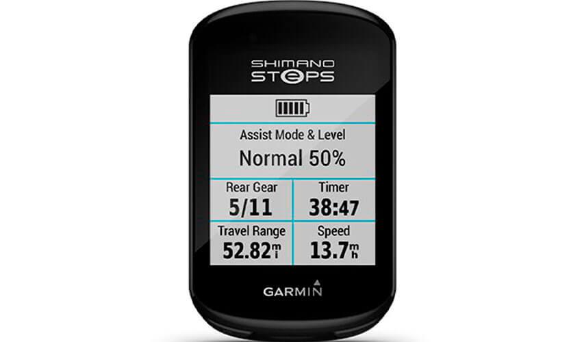 GARMIN Edge 830 Mountain Bike Bundle -7