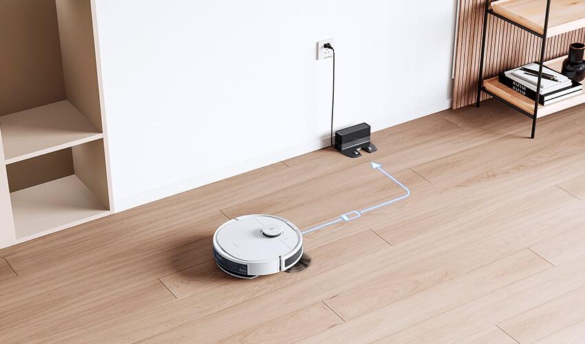 Робот - пылесос ECOVACS DEEBOT OZMO N8