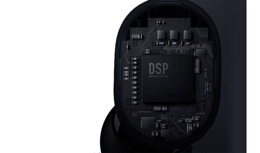 Xiaomi Mi True Wireless Earbuds Basic 2 Black (Международная версия) (BHR4272GL)