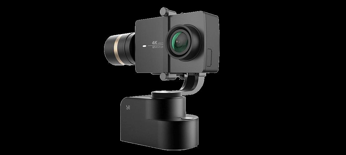 YI 4K Action Camera Gimbal Stabilizer KIT
