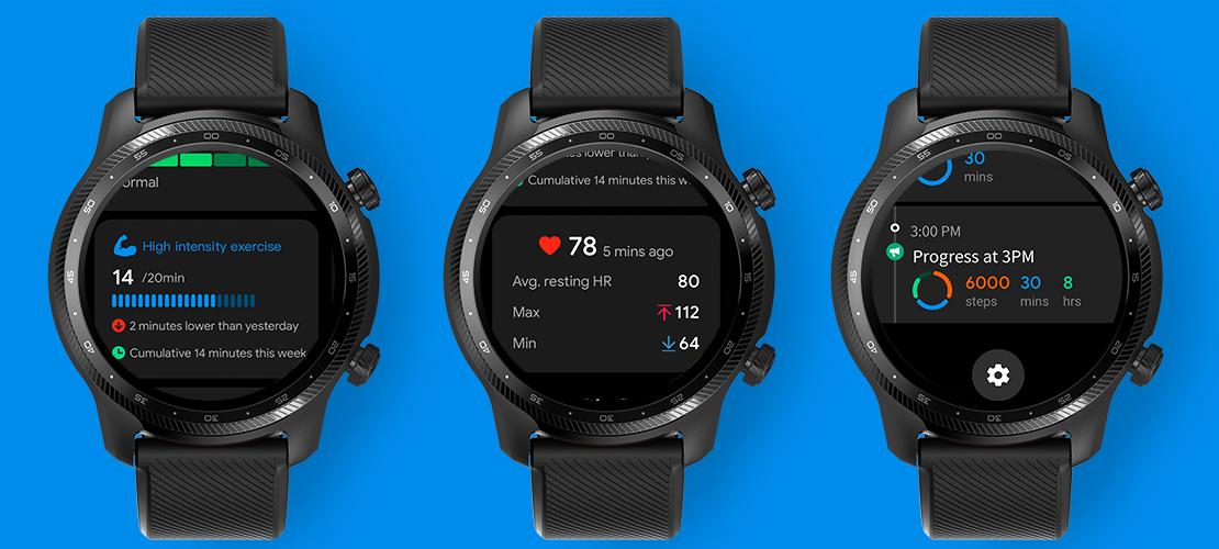 MOBVOI TicWatch Pro 3 Ultra GPS