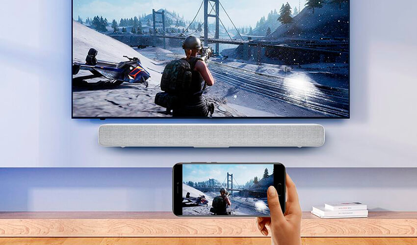 Xiaomi Mi TV Audio Speaker Soundbar Black (MDZ-27-DA)