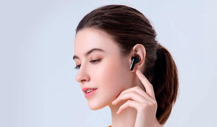 HAYLOU GT3 Pro TWS Bluetooth Earbuds Black -2