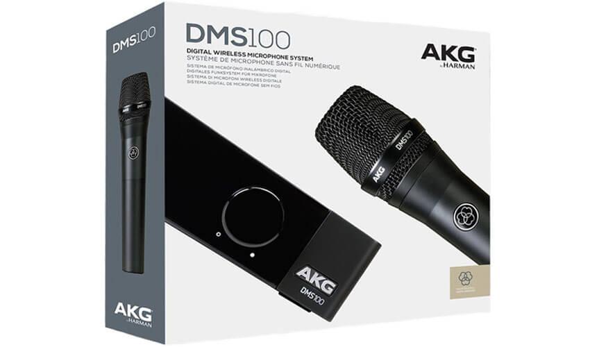 Радиосистема AKG DMS100 Microphone Set