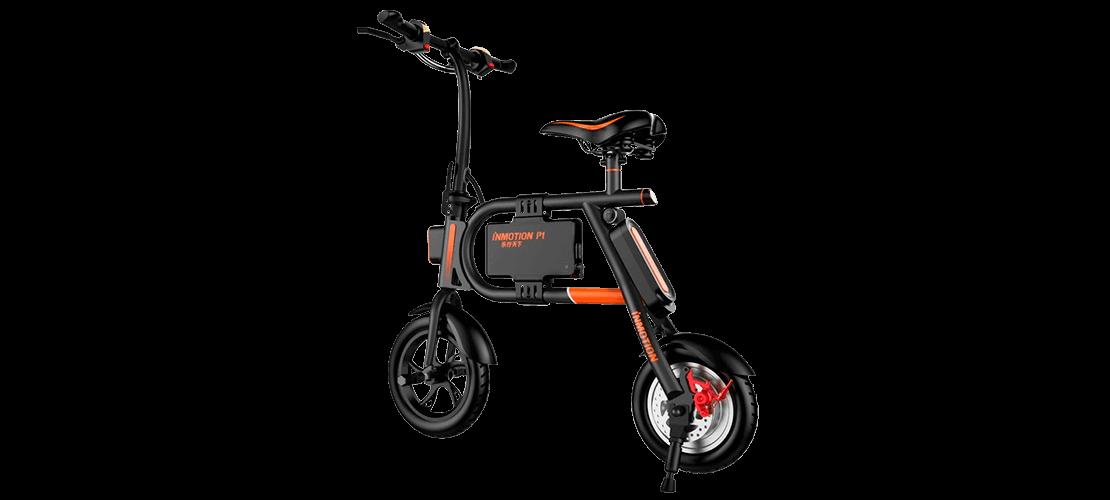 Электровелосипед для любителей трюков
