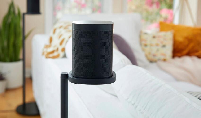 Стойки Sonos Stands Black (Пара) (SS1FSWW1BLK)