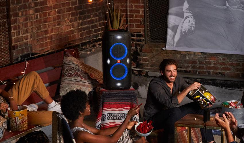 JBL PartyBox 310 mic PBM100 (JBLPARTYBOX310MCEU) -2