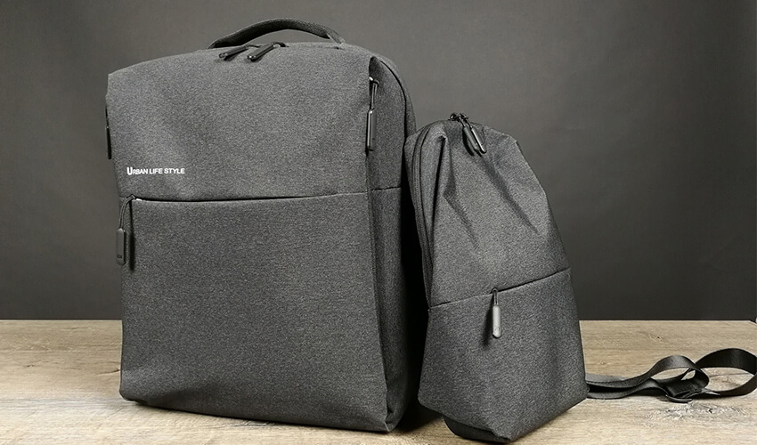 Рюкзак Xiaomi Mi Minimalist Urban Backpack