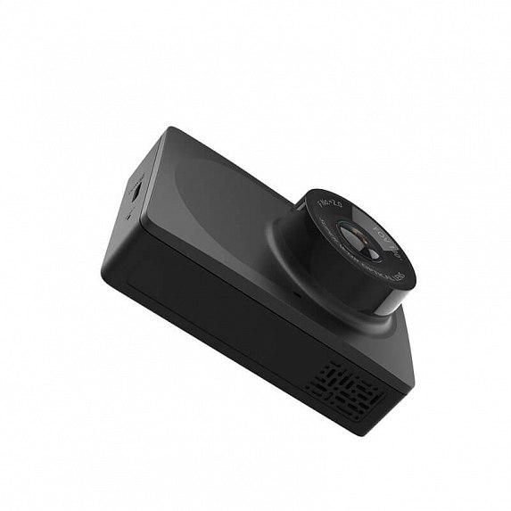 YI Compact Car DVR Black