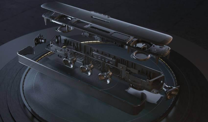 JBL Bar 5.0 Channel Surround Soundbar with Multibeam Sound Technology (JBLBAR50MBBLKEP)